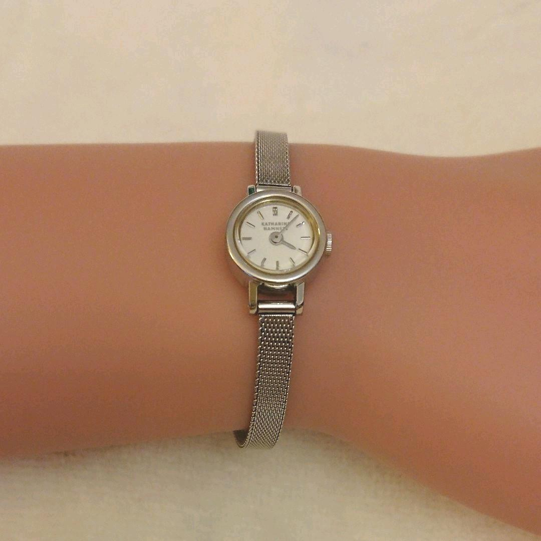 best service c6f68 e6bb0 キャサリン・ハムネット 腕時計(¥1,000) - メルカリ スマホでかんたん フリマアプリ