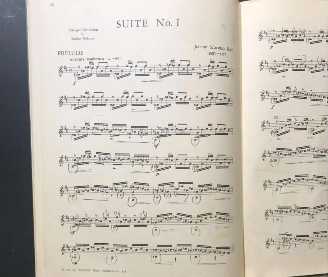 伴奏 チェロ 組曲 無