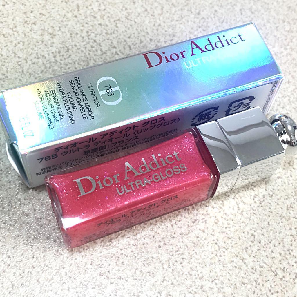 low priced 28eb9 62420 Dior ディオール アディクトグロス ミニサイズ(¥700) - メルカリ スマホでかんたん フリマアプリ