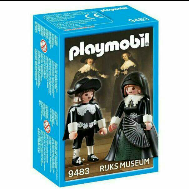 PLAYMOBIL 70102 Le Titi Parisien