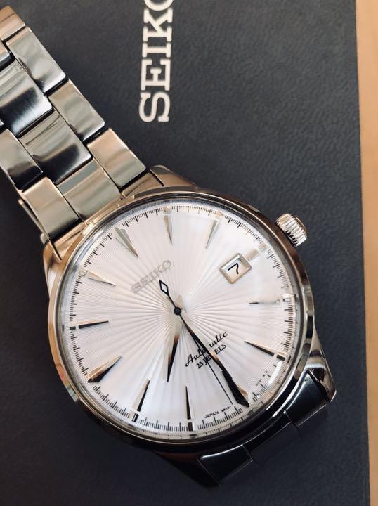 new style c5ea0 3d947 腕時計セイコー SEIKO MECHANICAL SARB065(¥35,000) - メルカリ スマホでかんたん フリマアプリ
