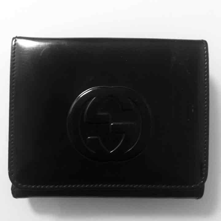 new style 14da4 54c12 ✨破れなし美品♡グッチ gucci ソーホー 財布 シリアルナンバーあり✨(¥6,500) - メルカリ スマホでかんたん フリマアプリ