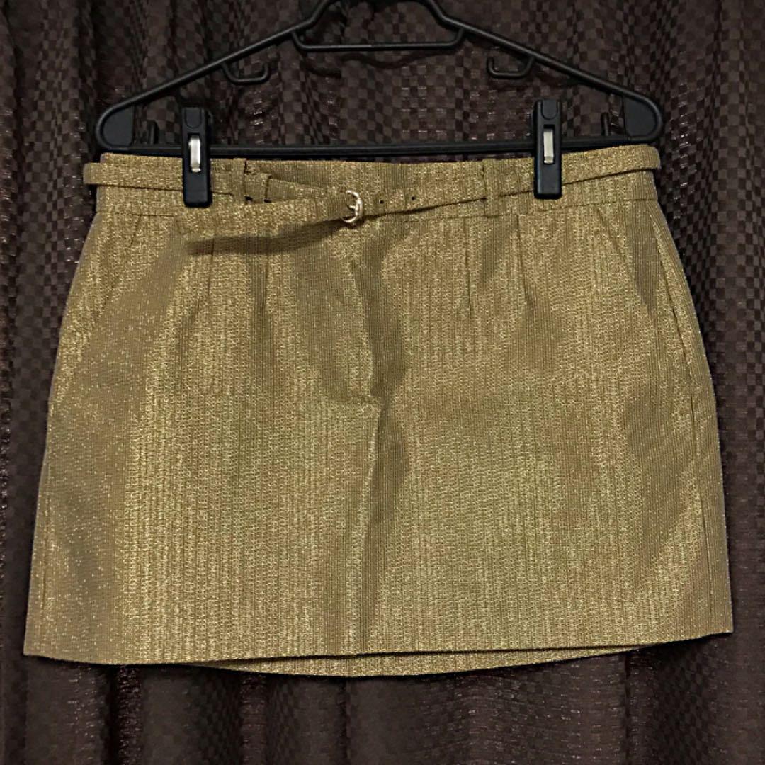 reputable site c7e7c f29d7 GUCCI グッチ タイトスカート ミニスカート ゴージャス 大きいサイズ(¥5,600) - メルカリ スマホでかんたん フリマアプリ