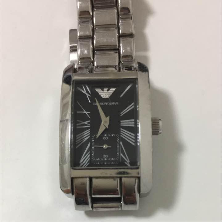 buy online 22060 89938 【中古品】エンポリオアルマーニ 腕時計 調整ベルト付き(¥ 2,555) - メルカリ スマホでかんたん フリマアプリ