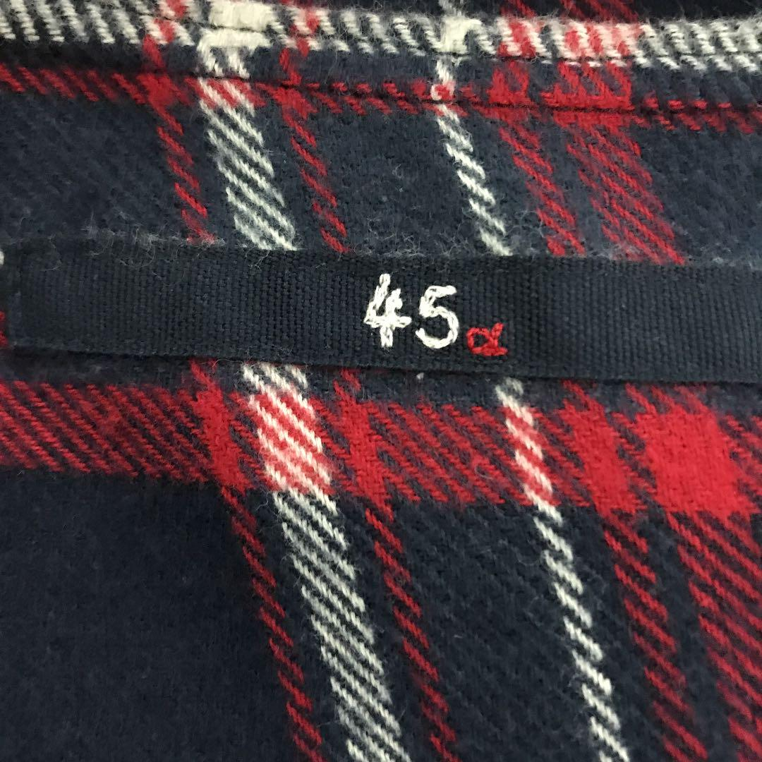 """45/"""" Fabric Cape Red"""