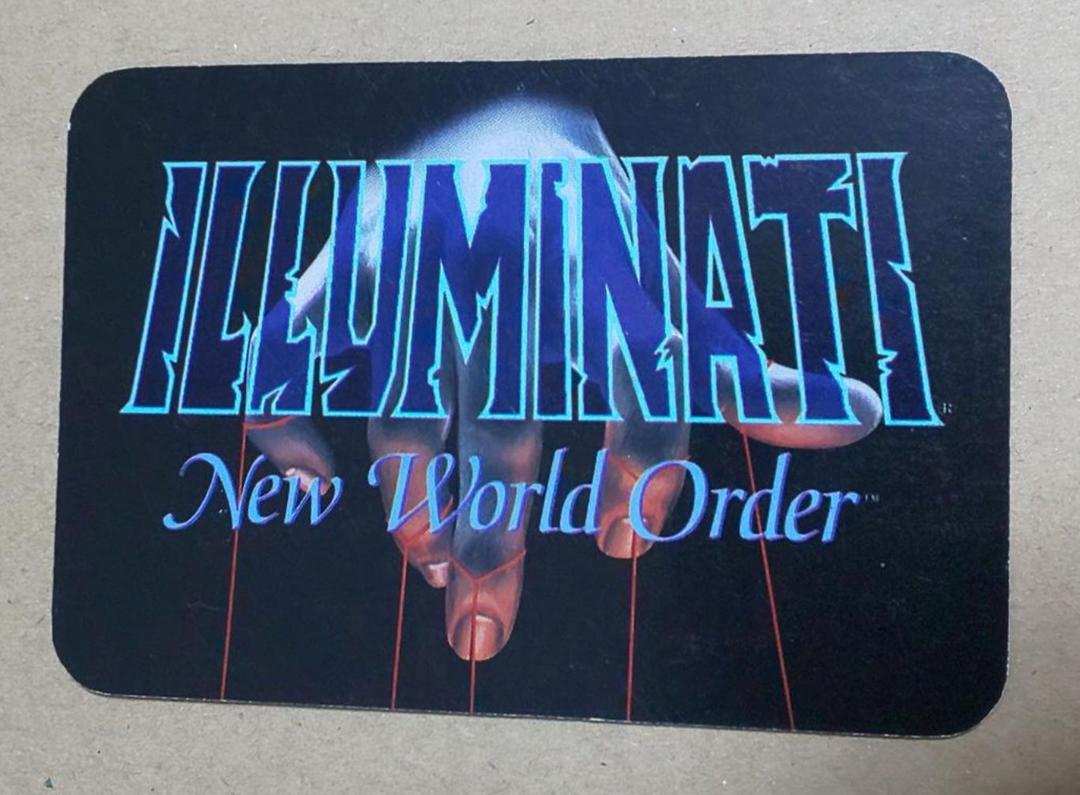 予言 イルミナティ 5.11 カード