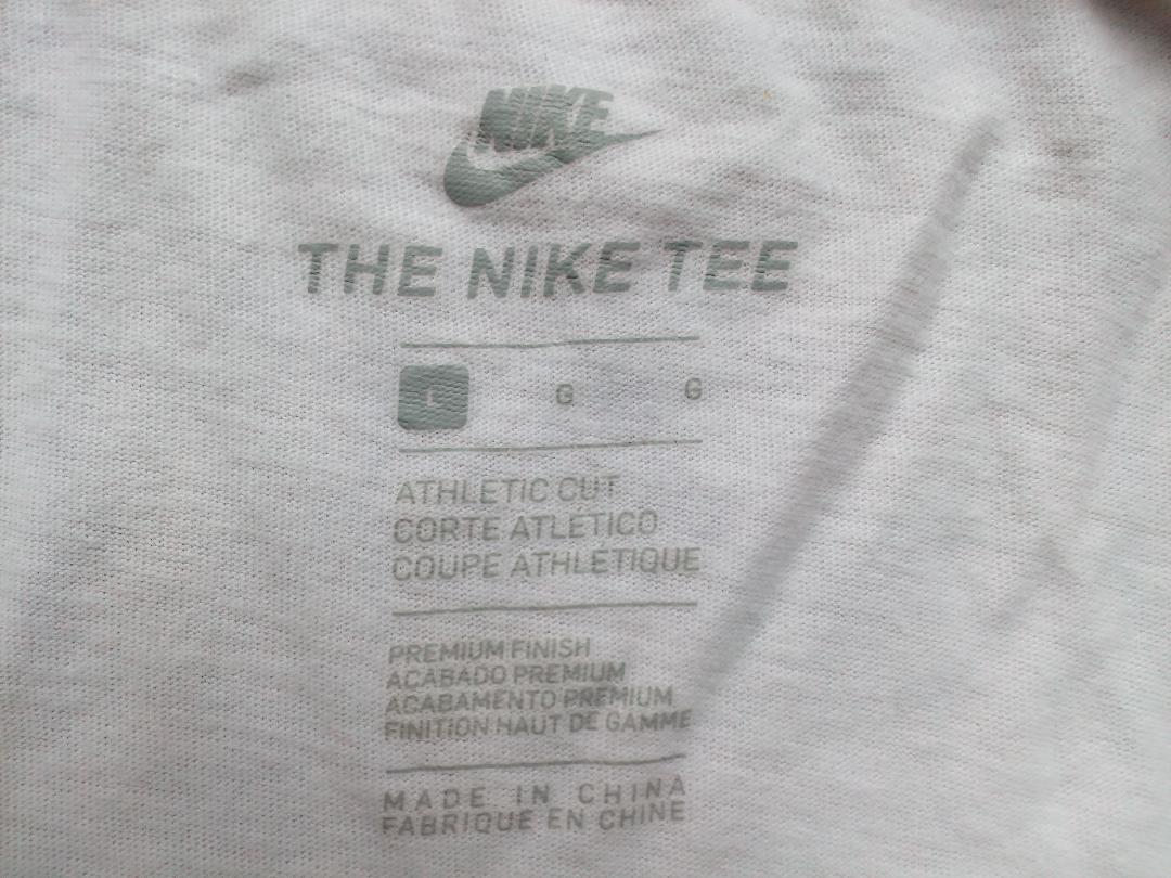 NIKE ナイキ ロゴTシャツ 白 Lサイズ