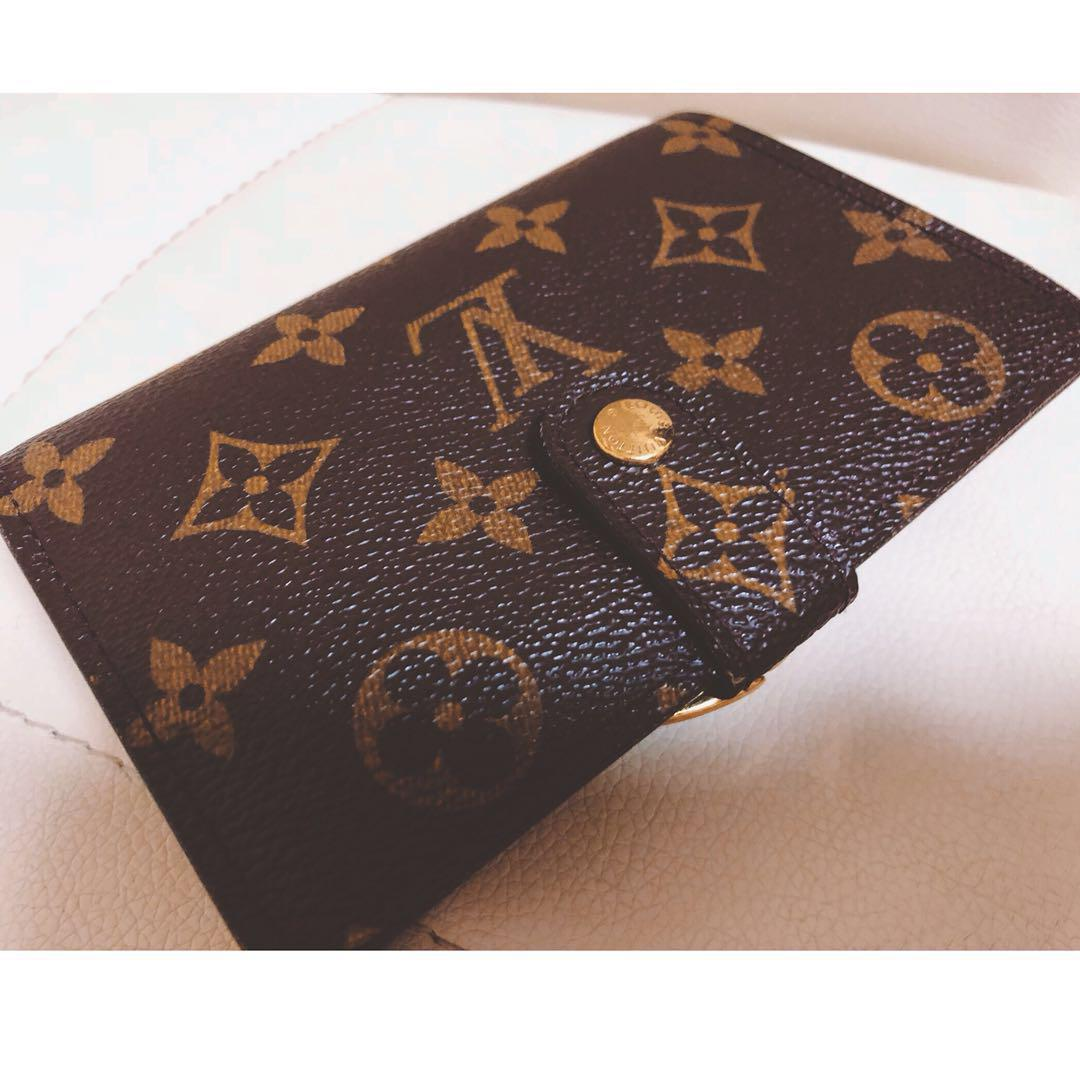 new products e5499 6ea5e 美品 ルイヴィトン 財布 がま口(¥ 15,000) - メルカリ スマホでかんたん フリマアプリ