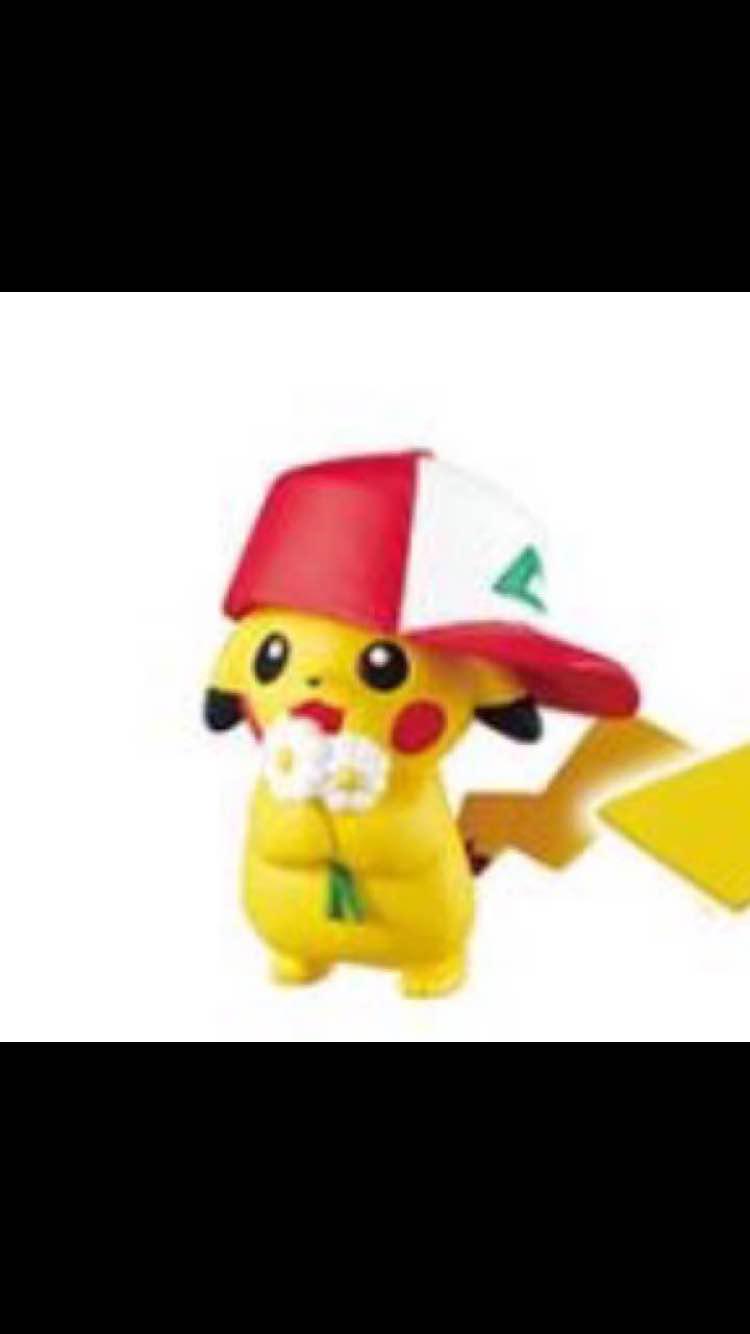 サトシの帽子をかぶったピカチュウ 800 メルカリ スマホでかんたん フリマアプリ