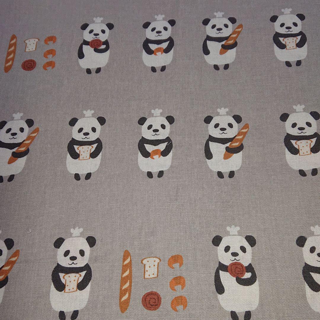 パンダ の パン 屋 さん