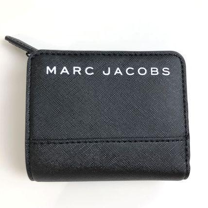 40645a588c2f メルカリ - MARC JACOBS マーク ジェイコブス 財布 M0015163 黒 【折り ...