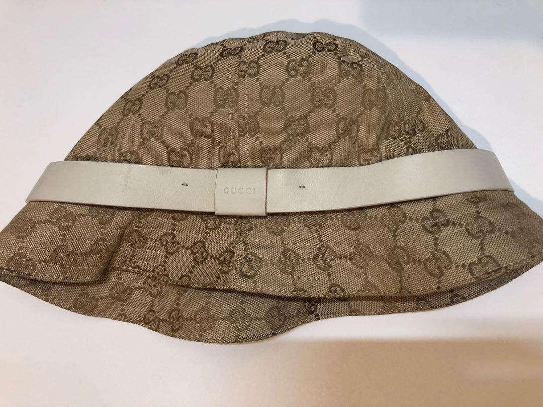new concept cfc55 056d6 グッチ 帽子 ハット ロゴ(¥4,800) - メルカリ スマホでかんたん フリマアプリ