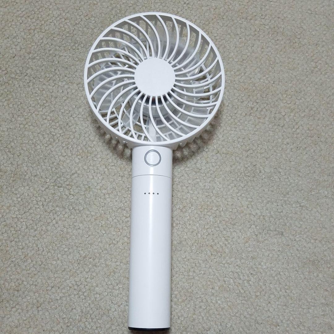 ニトリ 扇風機 ハンディ