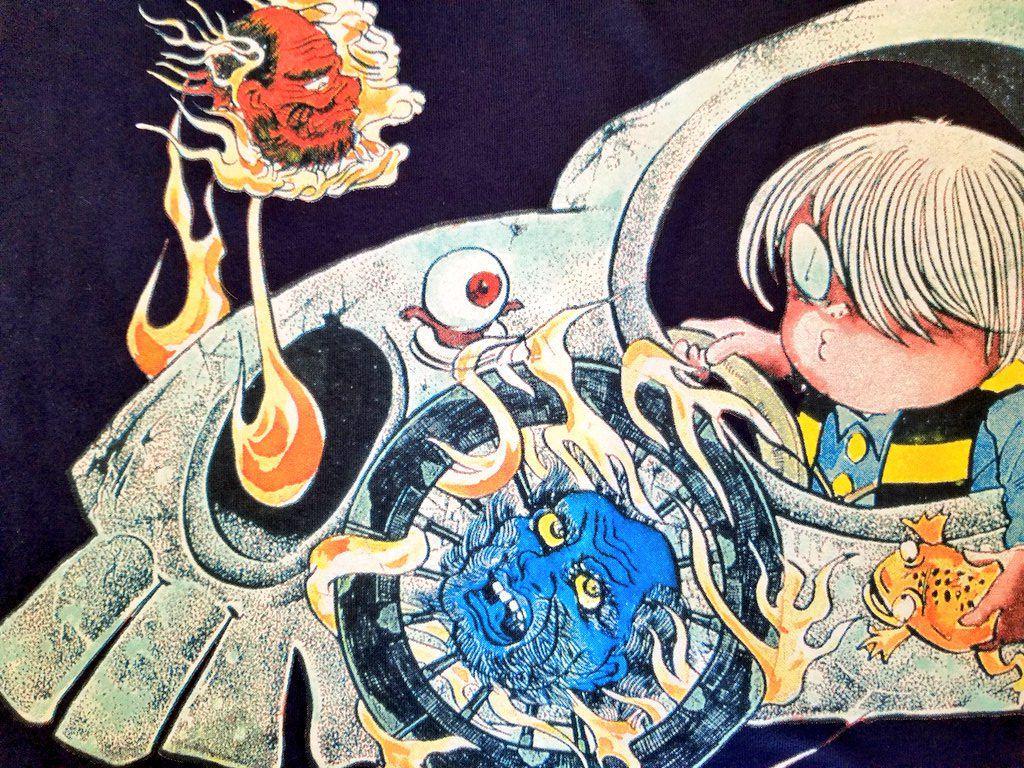メルカリ Graniph グラニフ ゲゲゲの鬼太郎 妖怪コラボtシャツ