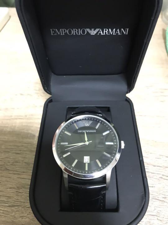 hot sales 985de 59263 EMPORIO エンポリオアルマーニ 腕時計(¥13,999) - メルカリ スマホでかんたん フリマアプリ
