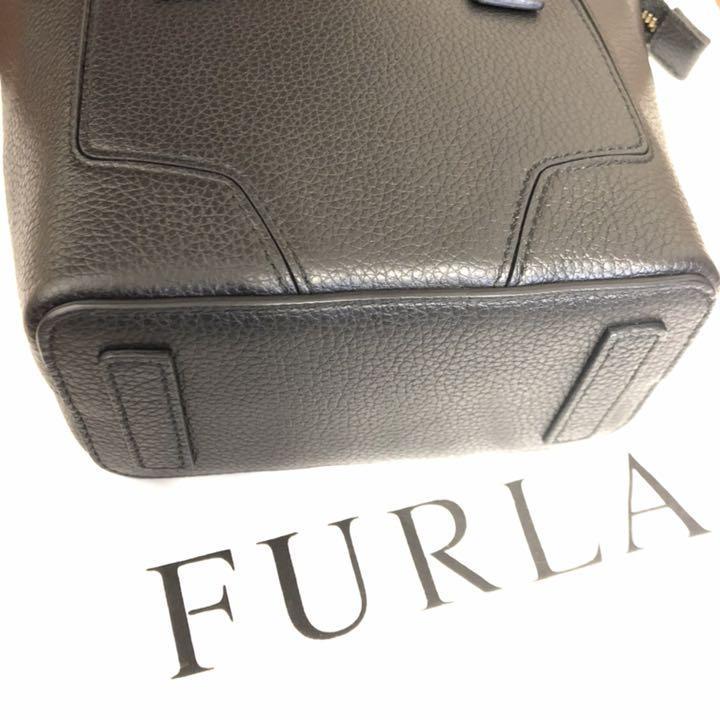 b5f36033d1b7 メルカリ - FURLA フルラ ミニペルラショルダートートバッグ (修理必要 ...