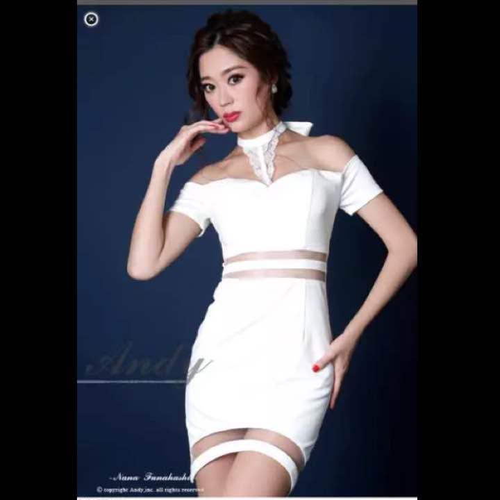 Andy♡チョーカー付きドレス(¥17,000) , メルカリ スマホでかんたん フリマアプリ