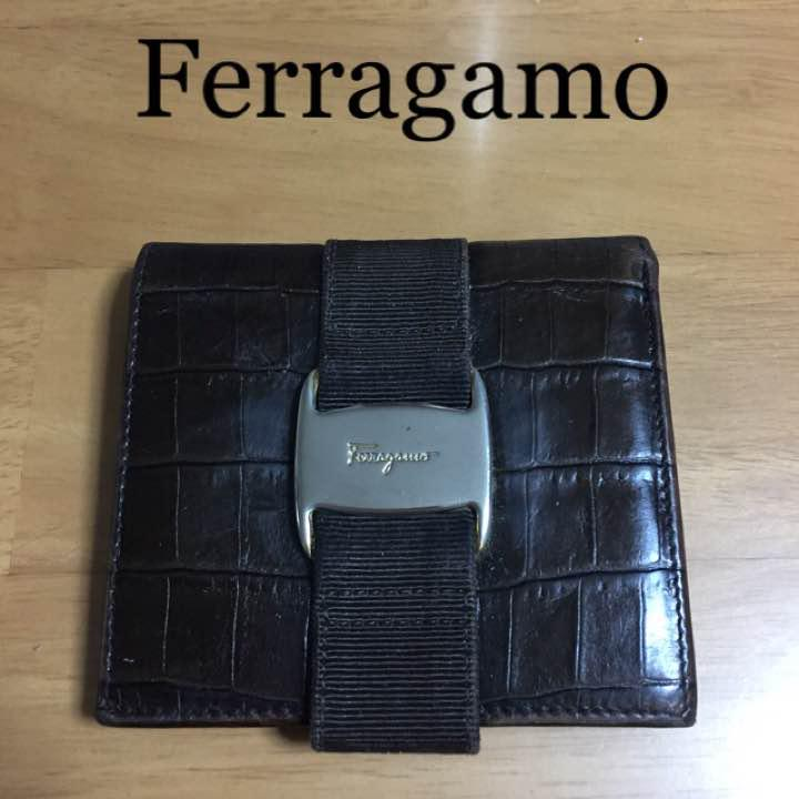 online store d1e7d 610d6 Salvatore Ferragamo財布
