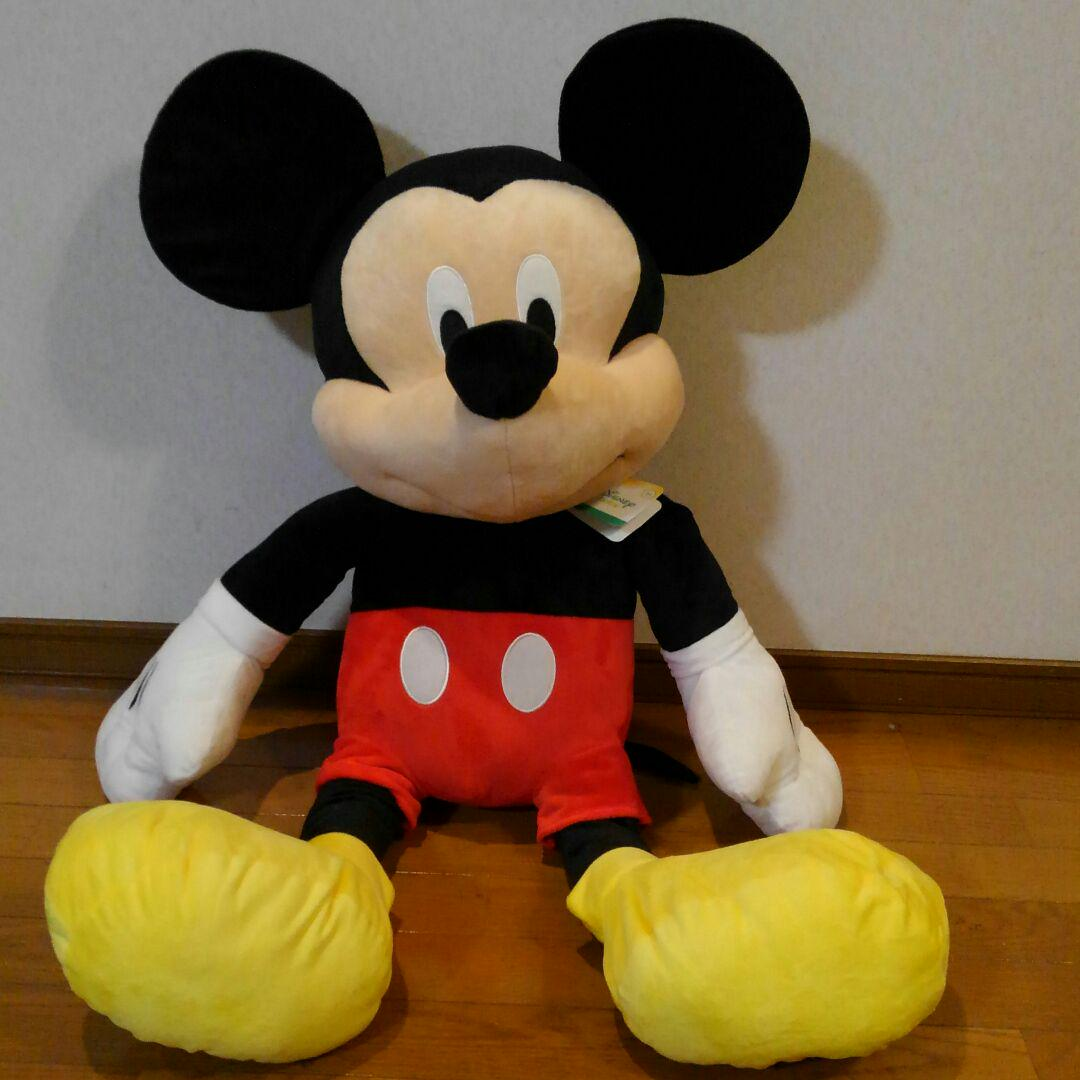 de47df0345b5a メルカリ - コストコ ミッキーマウス 特大 (1点) ディズニーぬいぐるみ ...