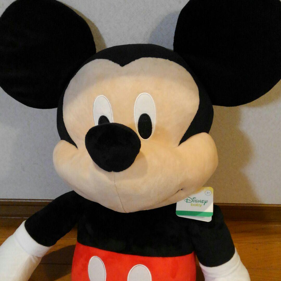 b66a9512b9071 メルカリ - コストコ ミッキーマウス 特大 (1点) ディズニーぬいぐるみ (¥3
