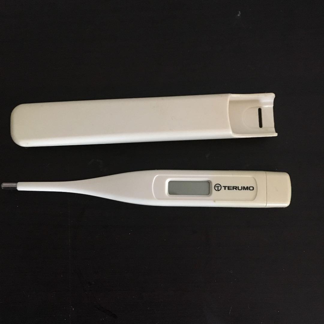 テルモ 体温計 c203