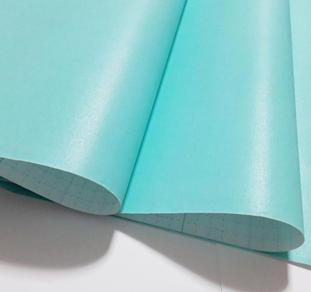 メルカリ 壁紙シール 無地 ティファニーブルー 緑 45cm 約10m インテリア 住まい 小物 2 650 中古や未使用のフリマ
