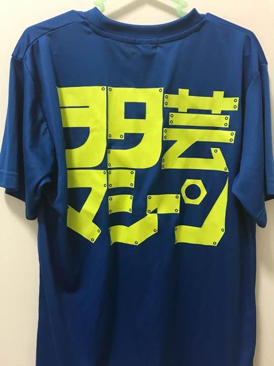ヲタ芸マシーン Tシャツ