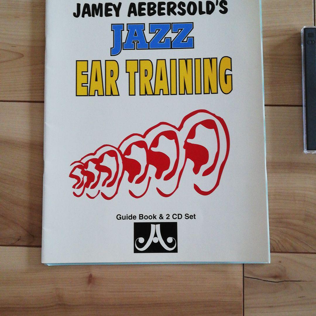 2CD AEBERSOLD Jazz EarTraining