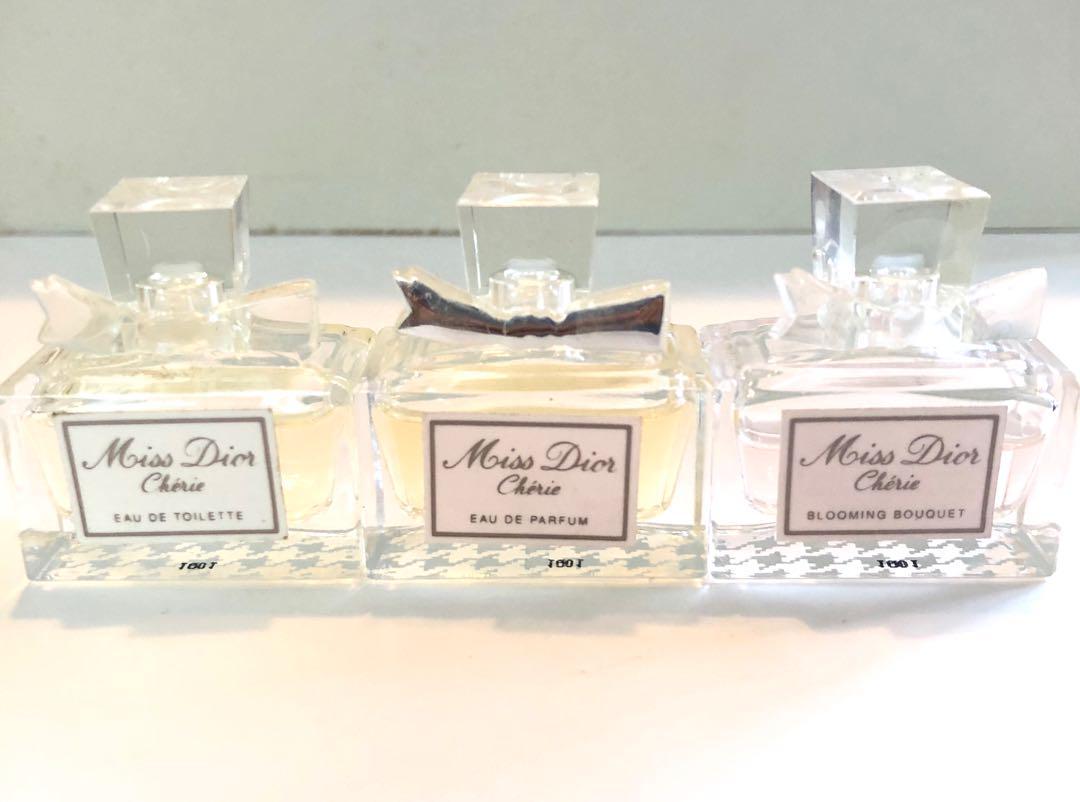 buy online 18a7a 6d641 ミスディオール ミニ香水 セット(¥3,000) - メルカリ スマホでかんたん フリマアプリ
