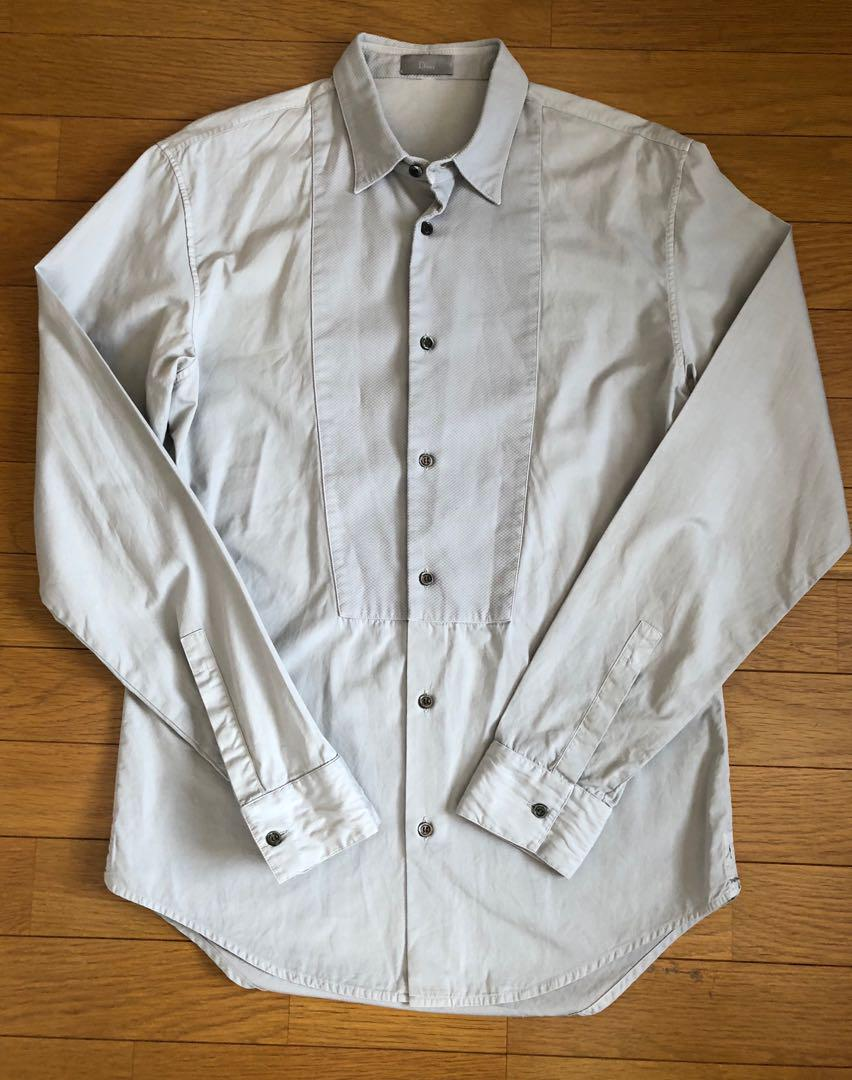 online store 4b0b3 0902c ディオール Dior シャツ メンズ(¥4,700) - メルカリ スマホでかんたん フリマアプリ