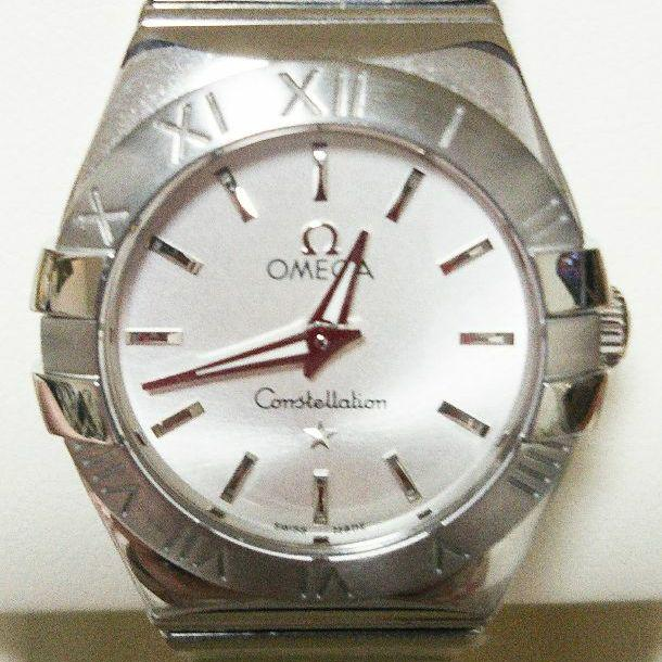 timeless design a9d9d 876d7 OMEGA (オメガ) コンステレーション レディース腕時計 (並行輸入品)(¥ 90,000) - メルカリ スマホでかんたん フリマアプリ