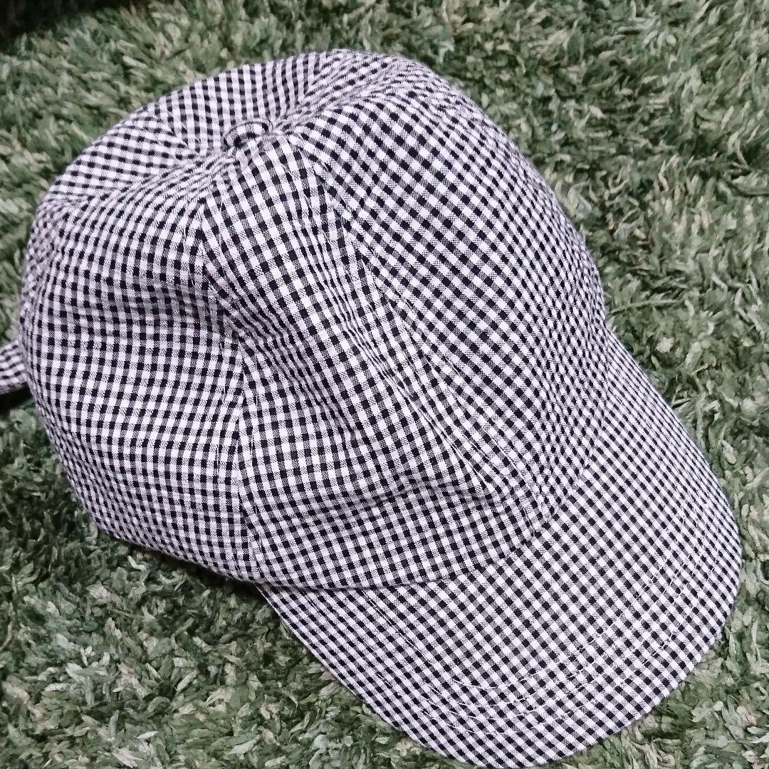 7b1b1490cb694 メルカリ - キャップ 帽子 ZARA ギンガムチェック 【キャスケット ...