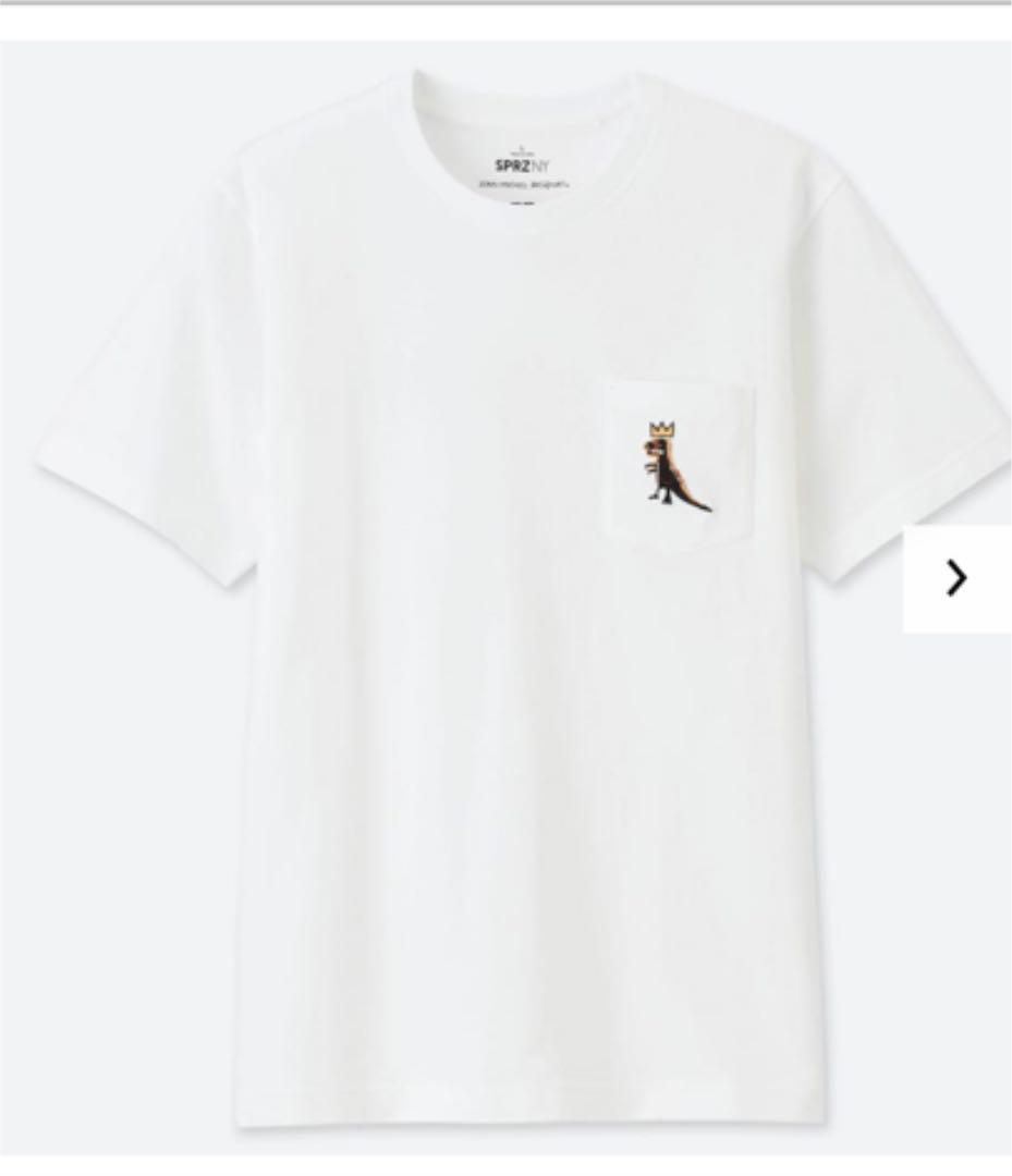 バスキア Tシャツ ユニクロ