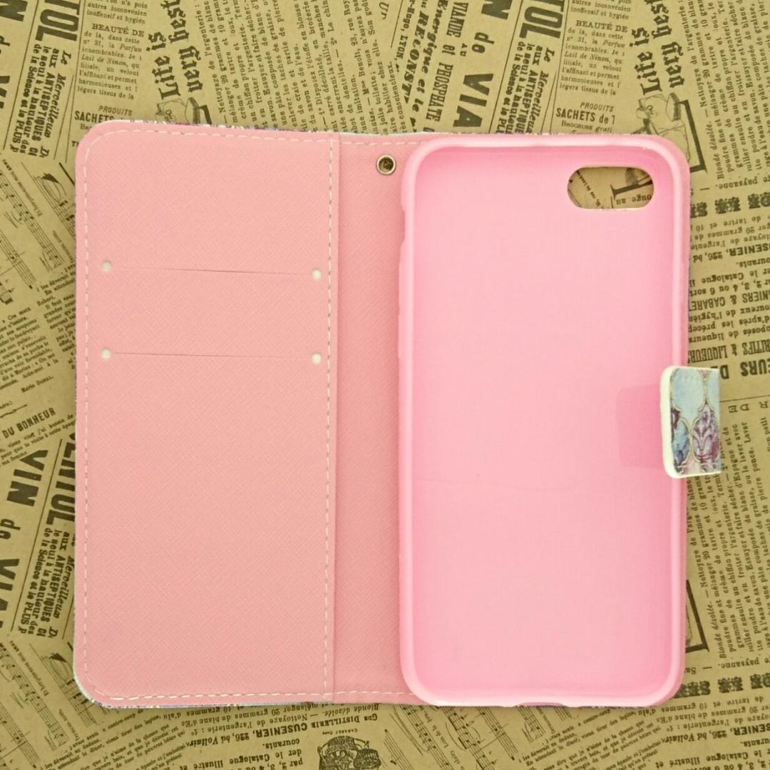 a509176de1 メルカリ - iPhoneSE/5/5s 用手帳型ケースD39モロッコ紫 【iPhone用 ...