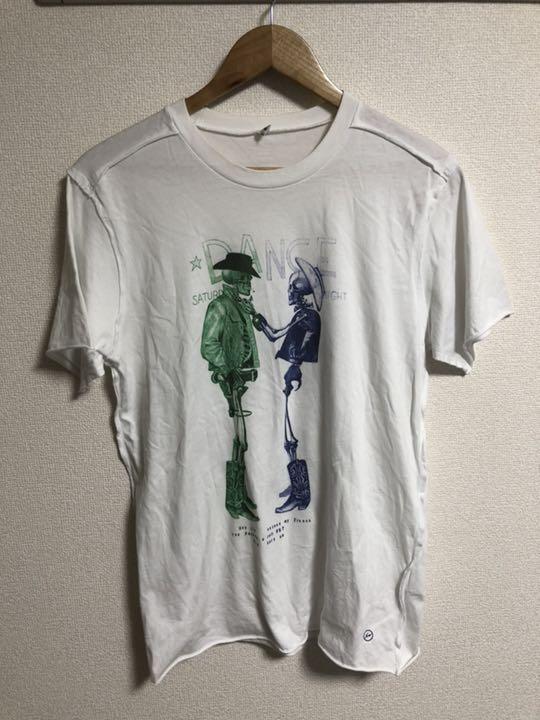 f37c5e50c7c9b メルカリ - FRAGMENT Tシャツ S 藤原ヒロシ pool aoyama  Tシャツ ...