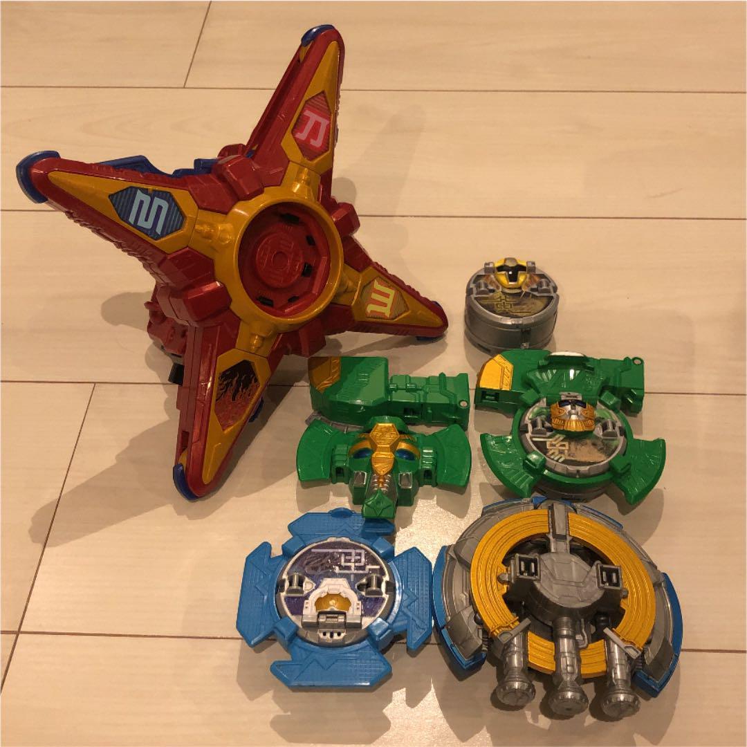 おもちゃ ニンニン ジャー