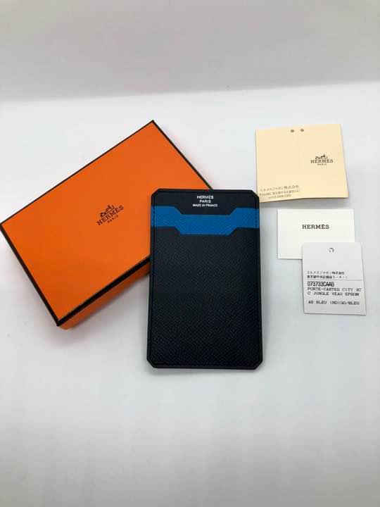 timeless design 1366b 77d0c HERMESエルメス カードケース シティ3CCジャングル(¥49,980) - メルカリ スマホでかんたん フリマアプリ