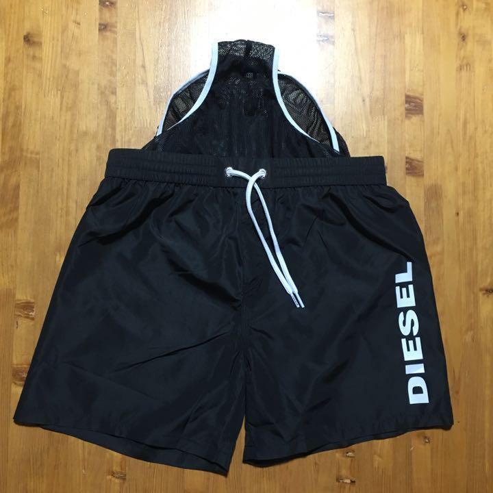 319c33390f0 メルカリ - 【新品未使用】DEISEL ディーゼル 水着 スイムウェア Sサイズ ...
