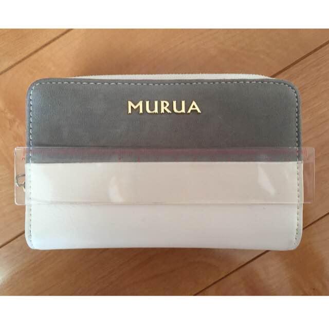 separation shoes d6048 8c4dd MURUA財布