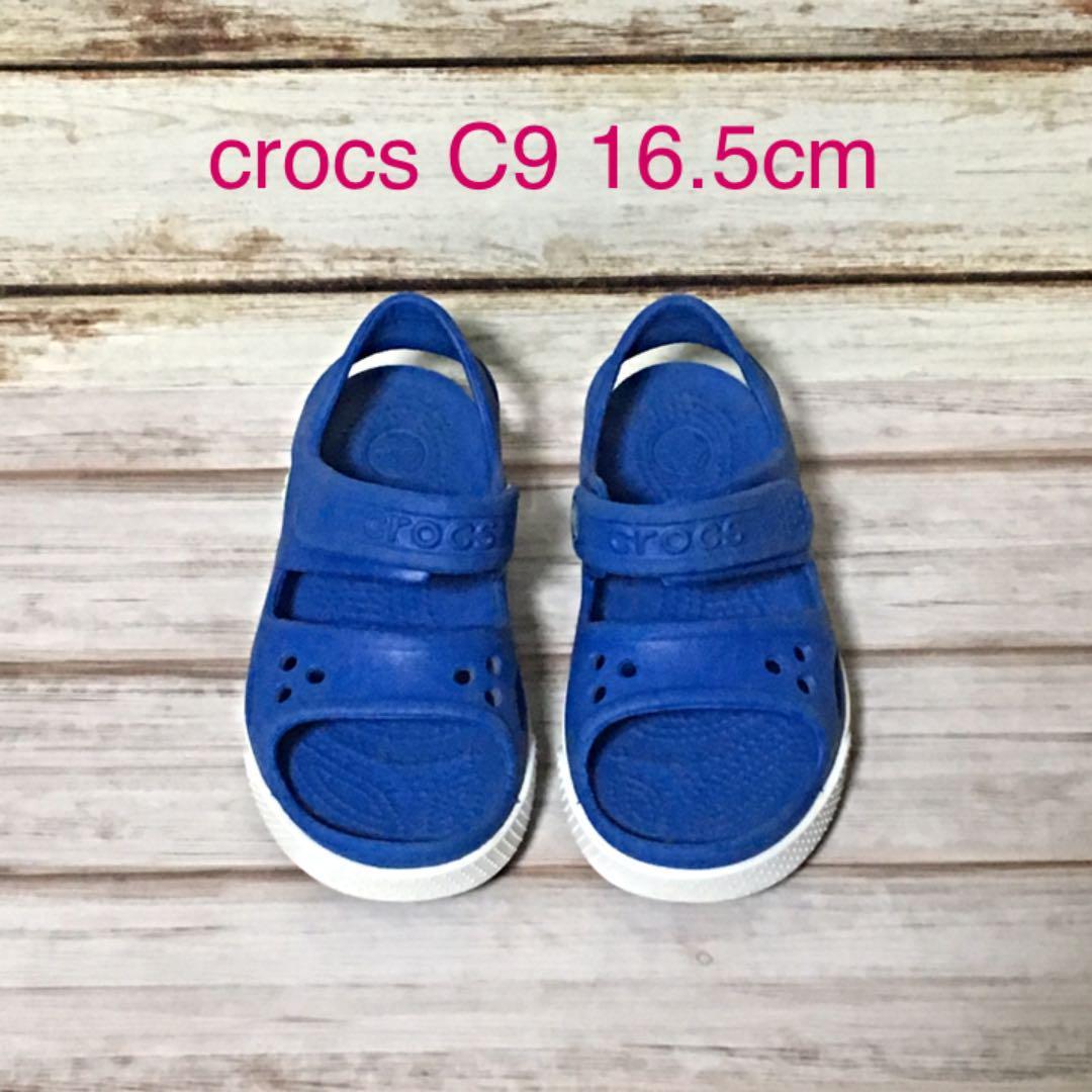 a6f2f6c49823ce メルカリ - 【良品】crocs クロックバンド 2.0 サンダル C9 / 16.5cm ...