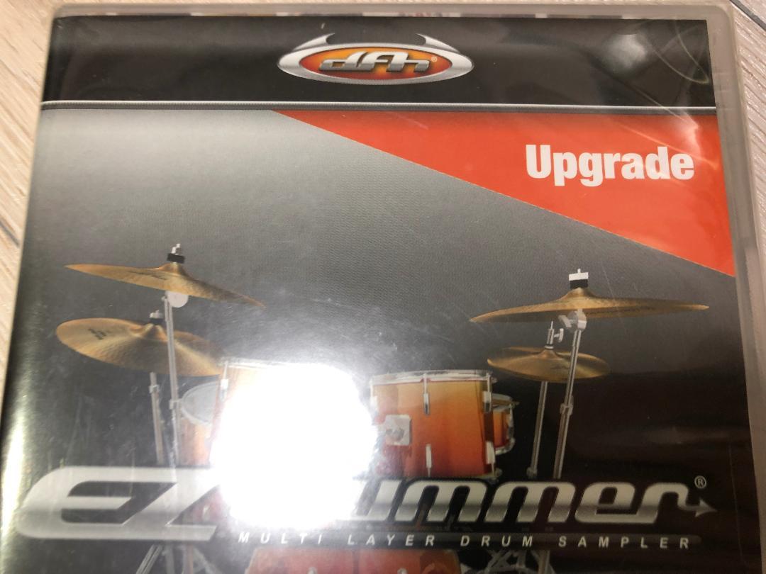 TOONTRACK EZ Drummer Upgrade from Lite中古(¥880) - メルカリ スマホでかんたん フリマアプリ