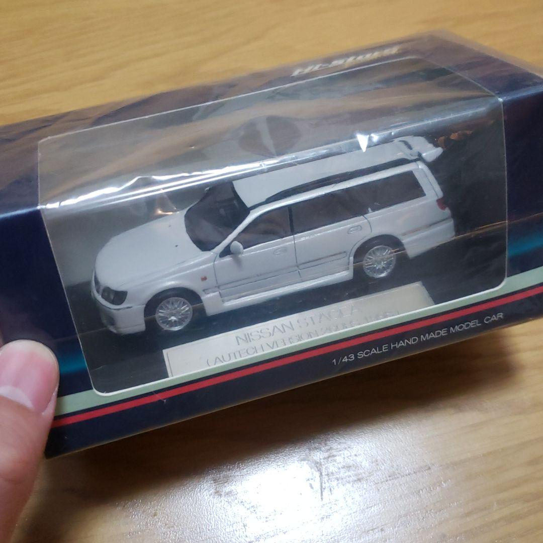 MINICAR STAGEA 260Rs Rb26 GT-R