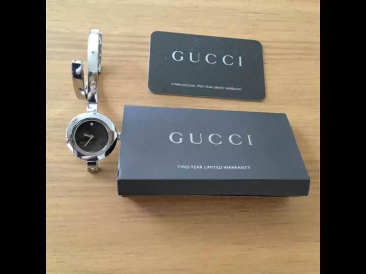 sports shoes 4b3be 41e7a 激安!GUCCI レディース 腕時計(¥ 4,700) - メルカリ スマホでかんたん フリマアプリ