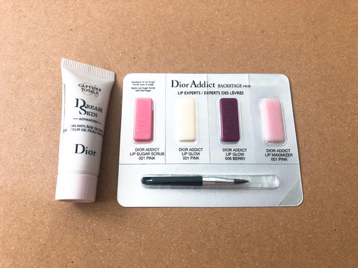 the latest 25437 cde90 Dior (ディオール) リップグロス リップバーム(¥560) - メルカリ スマホでかんたん フリマアプリ