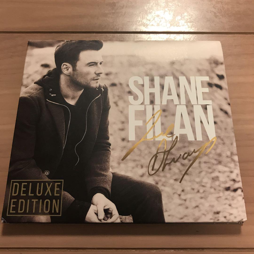 Shane Filan 「Love Always」deluxe edition(¥2,200) - メルカリ スマホでかんたん フリマアプリ