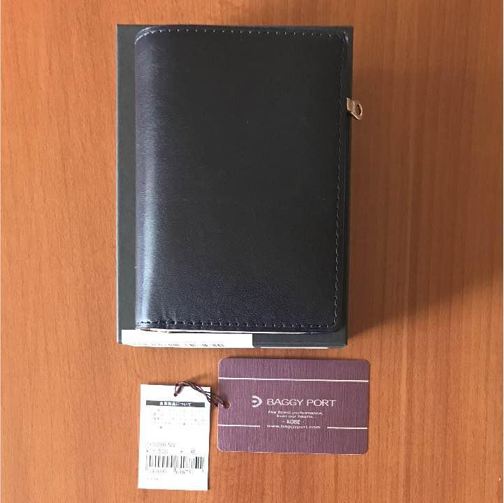finest selection ec0f7 70879 BAGGYPORT バギーポート 藍染二つ折り財布(¥9,500) - メルカリ スマホでかんたん フリマアプリ