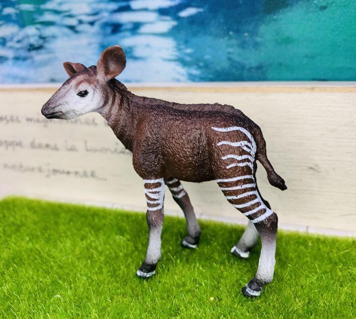メルカリ - オカピ okapi 動物園 ズーラシアで有名? フィギュア ...