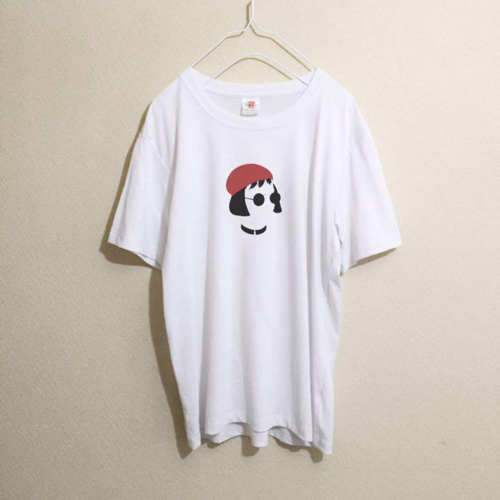 メルカリ マチルダ イラスト Tシャツ Tシャツカットソー半袖袖