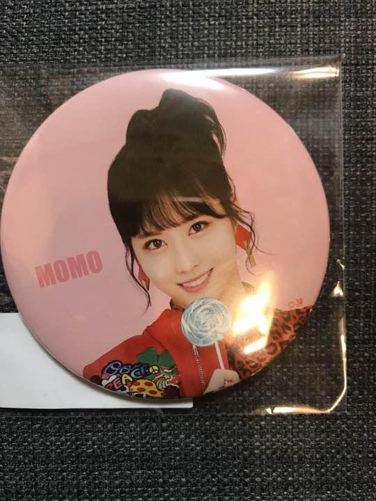 メルカリ Twice Candy Popハイタッチ会 缶バッジ モモ アイドル