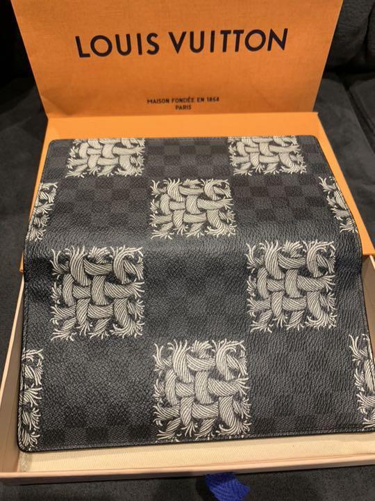 brand new 2a8c6 78654 ルイヴィトン コラボ限定品 長財布 メンズ(¥39,800) - メルカリ スマホでかんたん フリマアプリ